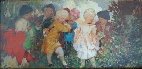 Défiscaliser avec les œuvres de Eduard CHARLEMONT