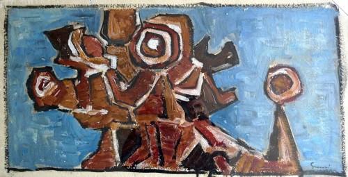 Défiscaliser avec les œuvres de Gino GREGORI œuvre 4