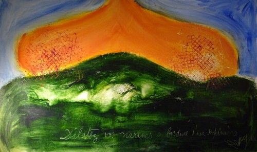 Défiscaliser avec les œuvres de Jean MESSAGIER, peinture