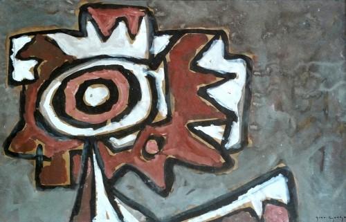 Défiscaliser avec les œuvres de Gino GREGORI œuvre 2