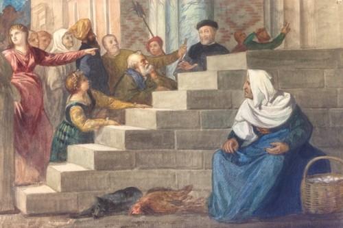 Défiscaliser avec les œuvres de Gustav-Adolf MOSSA