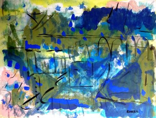 Défiscaliser avec les œuvres de Chuta KIMURA peinture