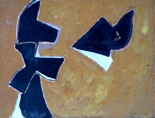 Défiscaliser avec les œuvres de Gino GREGORI œuvre 1