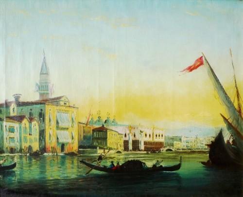Défiscaliser avec les œuvres de Vincent MANAGO, Venise