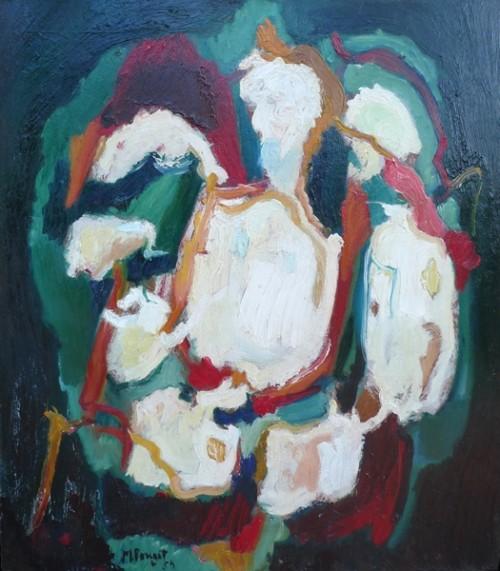 Défiscaliser avec les œuvres de Marcel POUGET
