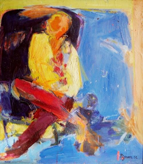 Défiscaliser avec les œuvres de Edouard PIGNON