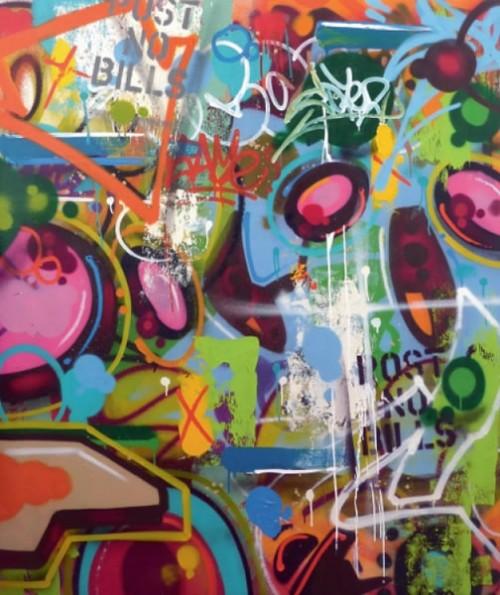 Défiscaliser avec les œuvres de COPE2 peinture