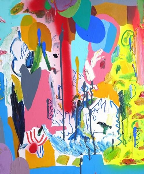 Défiscaliser avec les œuvres de Federico HERRERO, peinture