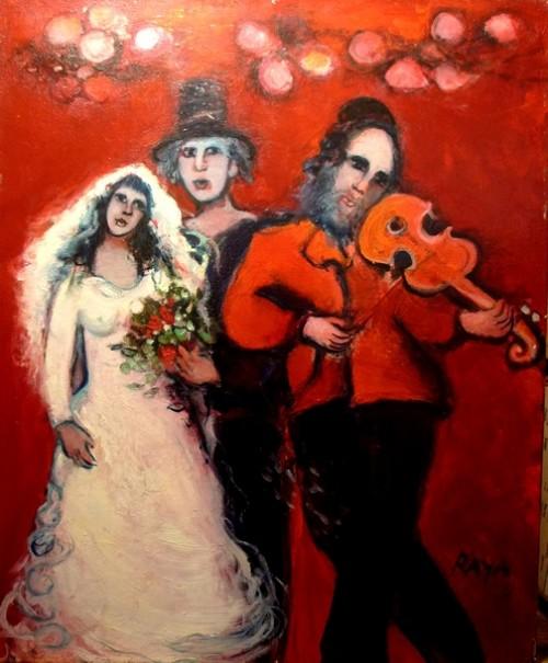 Défiscaliser avec les œuvres de Raya SORKINE, le mariage