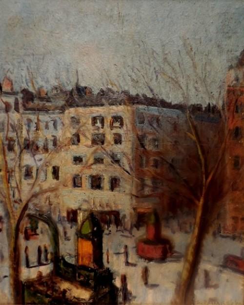 Défiscaliser avec les œuvres de Serge POLIAKOFF