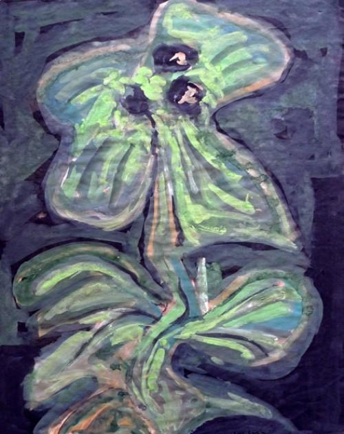 Défiscaliser avec les œuvres de Gino GREGORI œuvre 22
