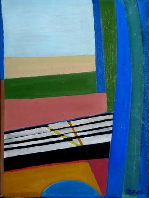 Défiscaliser avec les œuvres de Otto Herbert HAJEK, oeuvre 1