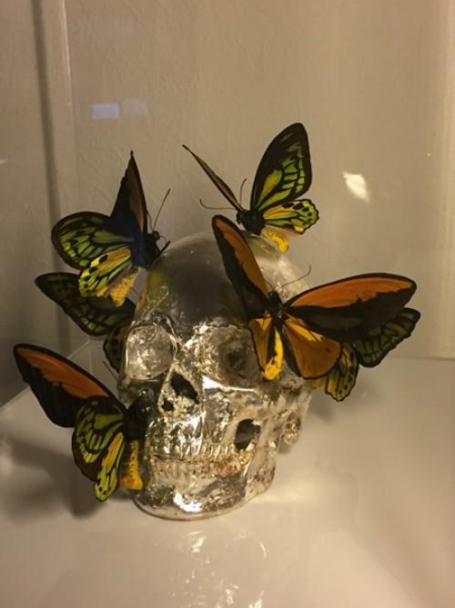 Défiscaliser avec les œuvres de Philippe PASQUA - Papillons colorés