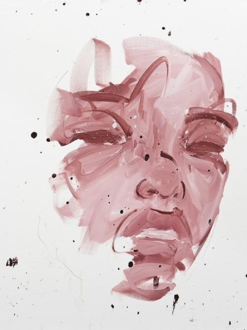 Défiscaliser avec les œuvres de Philippe PASQUA - Visage pensif