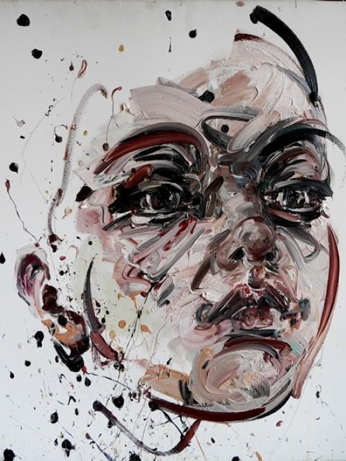 Défiscaliser avec les œuvres de Philippe PASQUA - Visage sombre