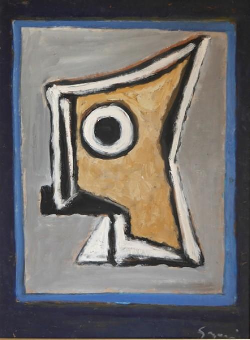 Défiscaliser avec les œuvres de Gino GREGORI œuvre 24