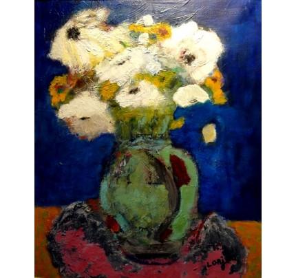 Bernard LORJOU, vase