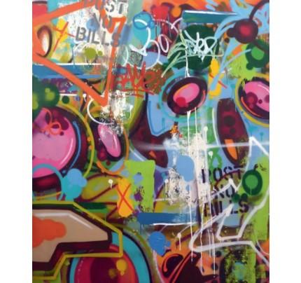 COPE2, peinture