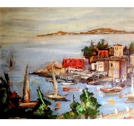Elysée MACLET, port de pêche