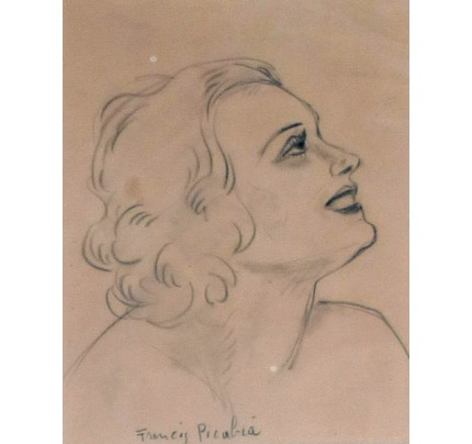 Francis PICABIA, Femme