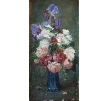 François BONVIN, fleurs