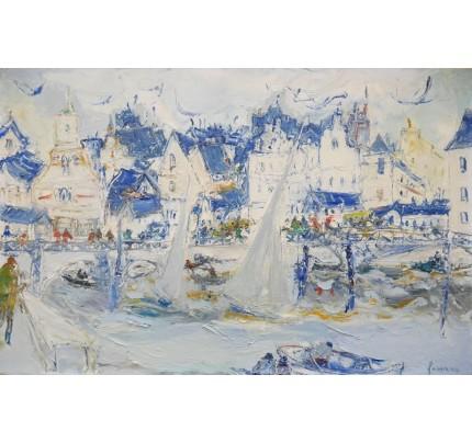 Jean FUSARO, port de pêche
