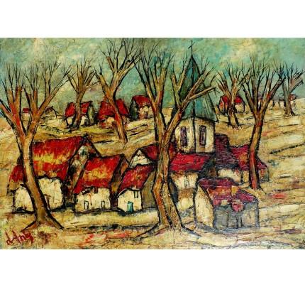 Maurice D'ANTY, village