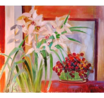 Mildred BENDALL, fleurs