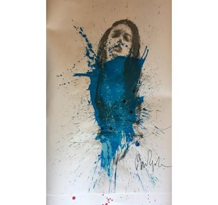 Philippe PASQUA, Femme bleue