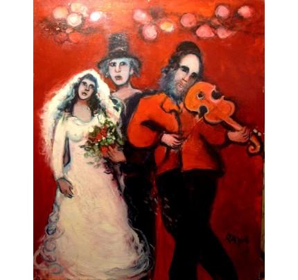 Raya SORKINE, le mariage