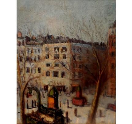 Serge POLIAKOFF, Paris