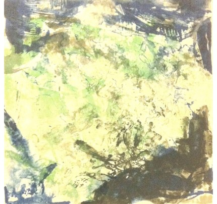 Zao WOU KI, peinture
