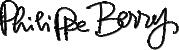 BERRY PHILIPPE